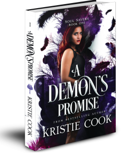 A Demon's Promise (Soul Savers, Book 1)