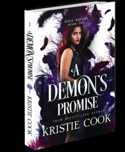 A Demon's Promise (Soul Savers, Book 1)