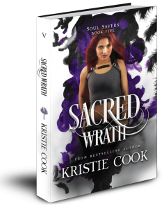 Sacred Wrath (Soul Savers, Book 5)