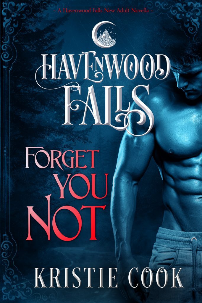 Paranormal romance Forget You Not by Author Kristie Cook